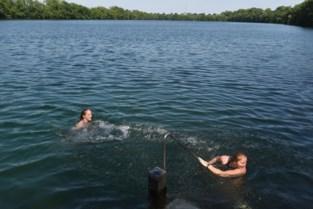 Acht GAS-boetes voor zwemmen in Ekerse putten