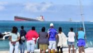 Milieuramp dreigt voor Mauritius door gestrande olietanker