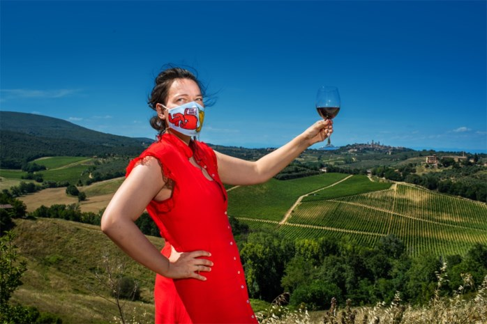"""Onze vrouw ging naar Toscane en ontdekte dat de Italianen hun charme niet hebben verloren: """"Un altro, signorina?"""""""