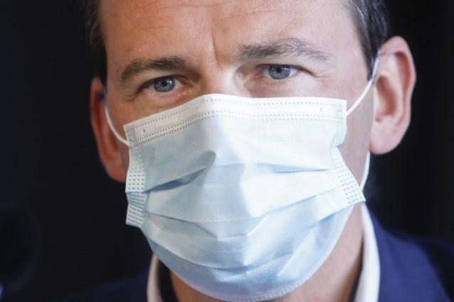 """Coronavirus - Beke: """"Vind het mijn plicht om door te doen"""""""
