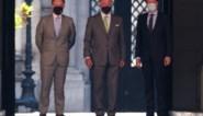 Bart De Wever en Paul Magnette zijn aangekomen op koninklijk paleis