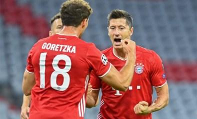 Bayern München zet favorietenstatus kracht bij en veegt ook in eigen huis de vloer aan met Chelsea