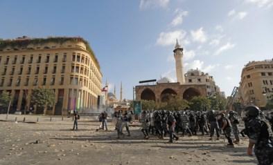 Protest in Beiroet wordt grimmig: manifestanten nemen gebouwen van ministerie van Buitenlandse Zaken in