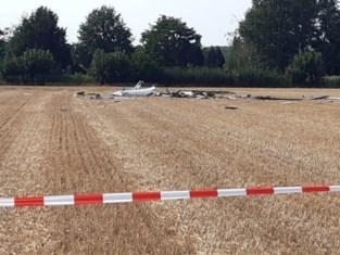 Zweefvliegtuig neergestort in omgeving van Tienen: twee mensen komen om het leven