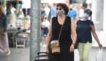 Politiezone Zuid schrijft 73 pv's uit voor niet dragen mondmasker