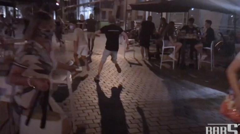 Ludiek filmpje BARST steekt de draak met avondklok