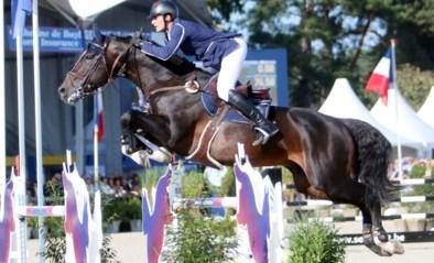 Vincent Lambrecht zet Olivier Philippaerts een hak in Jumping Opglabbeek