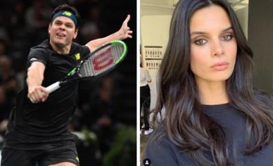 Belgisch lief van toptennisser Milos Raonic reageert wel heel gevat op kritiek van concurrent