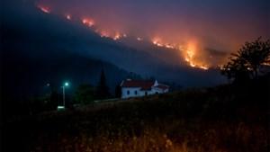 Dode bij crash van blusvliegtuig in Portugal bij bestrijding bosbranden