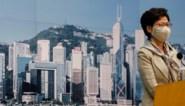 """China noemt Amerikaanse sancties tegen leiders Hongkong """"barbaars"""""""