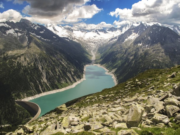 Lichte aardbeving in Tirol