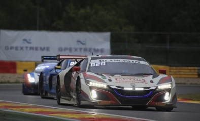 Bertrand Baguette pakt tweede zege in Super GT na race over 300 kilometer