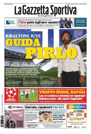 """Wout van Aert siert de voorpagina van L'Equipe, ook lof voor Remco Evenepoel: """"De Belgische kids zijn de sterren"""""""