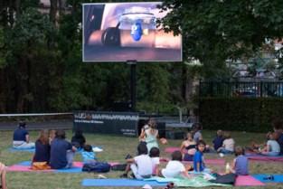 Finding Nemo op groot scherm of concertje in het park: zo komen Gentenaars hittegolf door