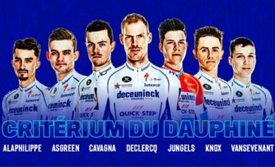 """Deceuninck - Quick-Step neemt Mauri Vansevenant mee naar loodzware Dauphiné: """"De intensiteit zal enorm hoog liggen"""""""