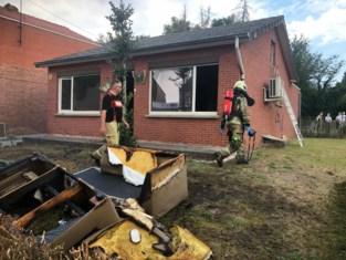 Huis onbewoonbaar na zware brand in Heusden-Zolder
