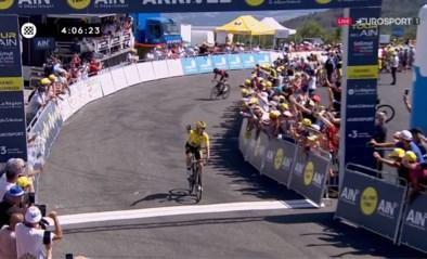 Froome maakt indruk als helper, maar Bernal moet het (opnieuw) afleggen tegen Roglic in loodzware bergrit in de Tour de l'Ain