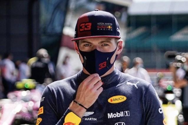 Max Verstappen wordt tweede in F1-kampioenschap