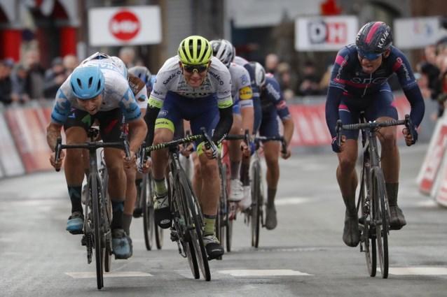 """Organisator Milaan-Sanremo feliciteert Hilaire Van Der Schueren en zijn ploeg: """"Ik ben trots op mijn jongens"""""""