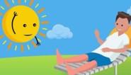 ZO ZIT DAT. Word je écht sneller dronken in de zon?