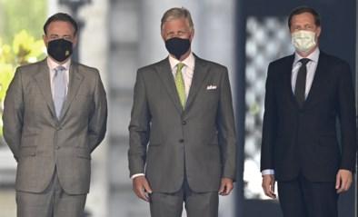 Een extra week voor een extra partij: dit zijn de drie opties voor De Wever en Magnette