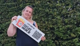 Ingrid begint online frituur Containerke: frietjes uit de computer