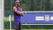 Vincent Kompany hoopt op comeback tegen STVV, maar dat wordt nipt