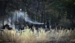 Brandweer Noord-Limburg kan bosbrand voorkomen in Gelderhorsten
