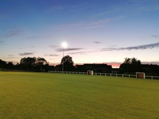 Wervik investeert 33.000 euro in voetbalinfrastructuur