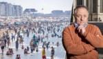"""Marc Van Ranst raadt aan om kust te mijden: """"Een paradijs, maar niet nu"""""""