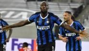 'Mister Europa League' Romelu Lukaku leidt Inter naar halve finales en schrijft in één klap twee records op z'n naam