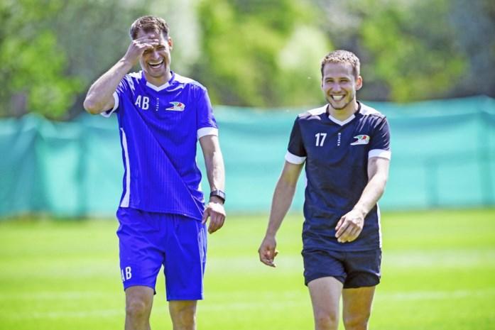 """KV Oostende-coach Alexander Blessin: """"Niemand geeft een cent om onze kansen. Ik heb daar begrip voor"""""""