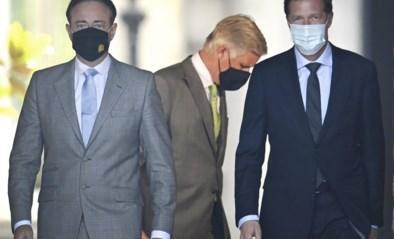 Opdrachthouders De Wever en Magnette bereiden vergadering met groenen voor