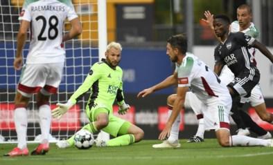 OH Leuven pakt een punt tegen Eupen bij terugkeer op het hoogste niveau