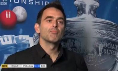 """De ongezouten mening van snookerlegende Ronnie O'Sullivan: """"De huidige generatie is zo slecht, ze bakken er gewoon niets van"""""""