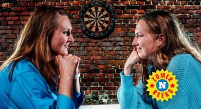 """Juliette (17) interviewt mama Gwendolyn Rutten: """"Jouw videocalls tijdens de lockdown, dat was precies een kleuterklas"""
