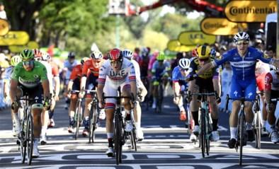 Tour de France start in 2021 in Brest