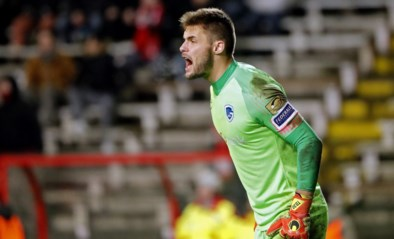 Anderlecht-doelman Thomas Didillon legt vandaag medische tests af bij Cercle Brugge