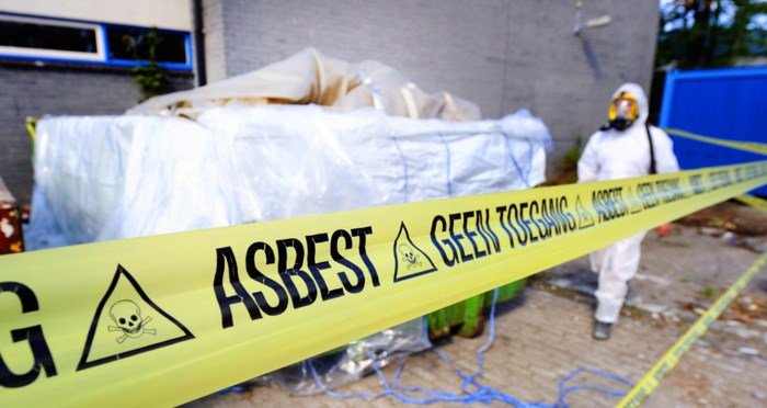 Asbest volgende week weer welkom op Wingens recyclagepark
