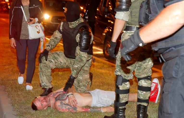 Presidentsverkiezingen Wit-Rusland: Loekasjenko, laatste dictator van Europa, herkozen