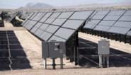 Recordtemperaturen, maar geen recordproductie van zonne-energie