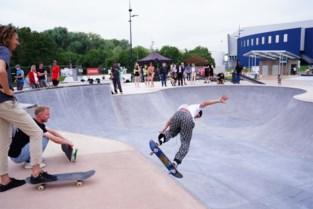Mondmasker mag af op sportterreinen Blaarmeersen, maar niet in skatepark
