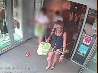 Dievegge slaat twee keer toe in kledingzaak, maar bezoek aan zaak van zus slachtoffer is er te veel aan