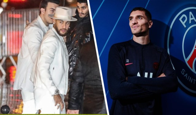 """Thomas Meunier over de beruchte feestjes bij PSG: """"Als je dat vergelijkt met die van Club Brugge..."""""""