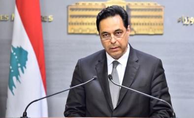 """Libanese regering neemt integraal ontslag: """"Maar dit is geen vlucht voor verantwoordelijkheid"""""""