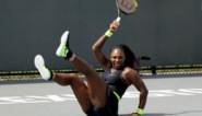 """Serena Williams tennist de coronacrisis van zich af met een comeback van formaat: """"Speel zoals op training, zei ik tegen mezelf"""""""