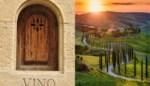 Toscaanse wijnraampjes maken comeback