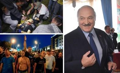 Hoe 'de laatste dictator van Europa' in Wit-Rusland het protest de kop indrukt