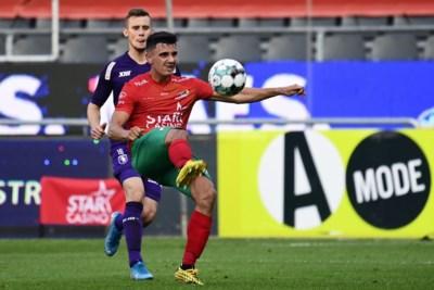 JUPILER PRO LEAGUE - nieuws 11/08 Oostende-aanvaller Jelle Bataille baalt na nederlaag in zijn vijftigste match in eerste klasse