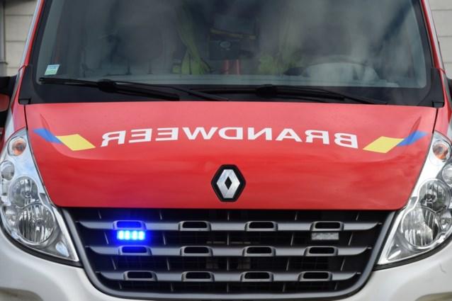 Vrouw komt om bij brand in chalet in Couvin